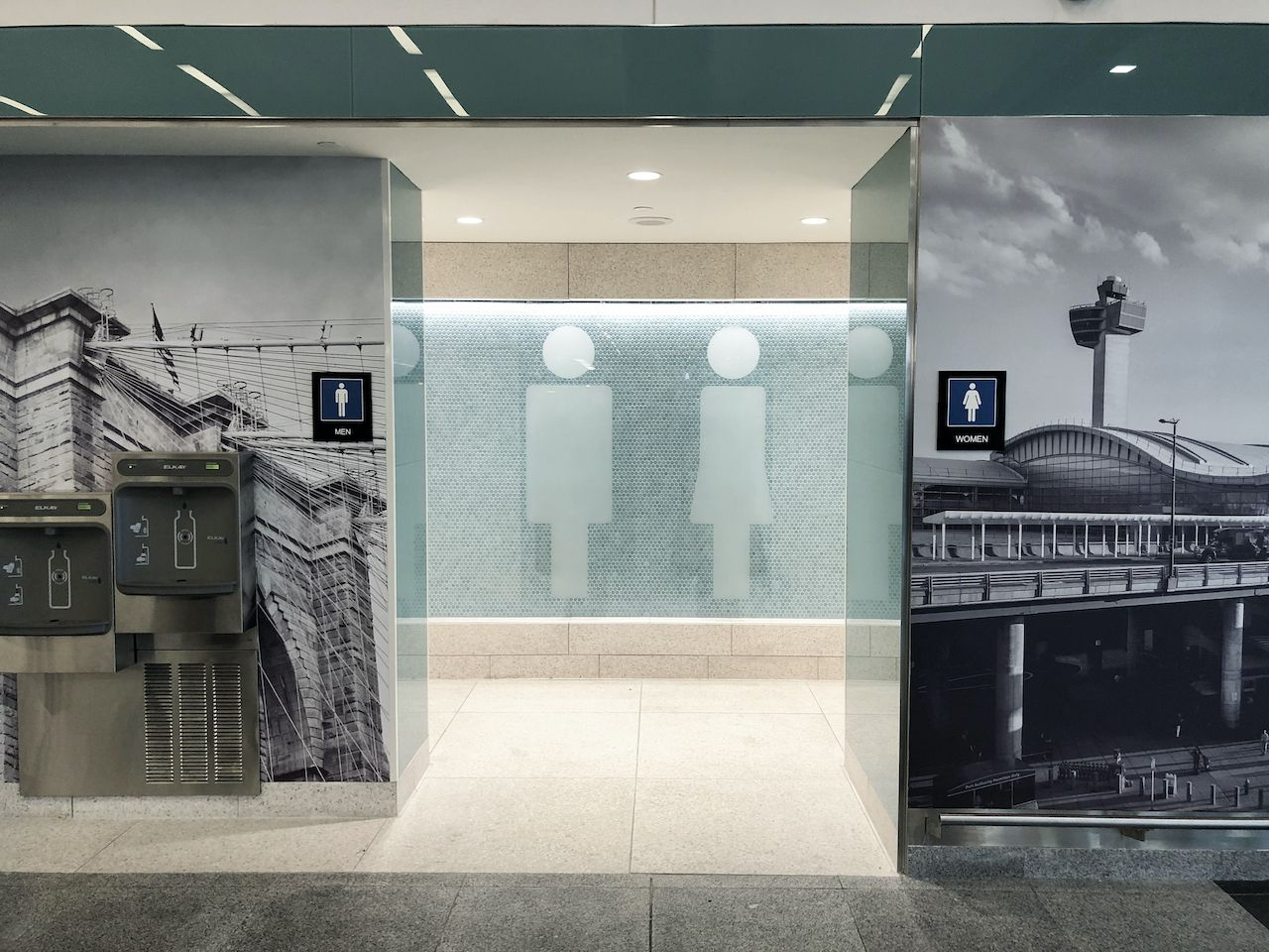 JFK-Terminal-4-Bathroom, bathroom