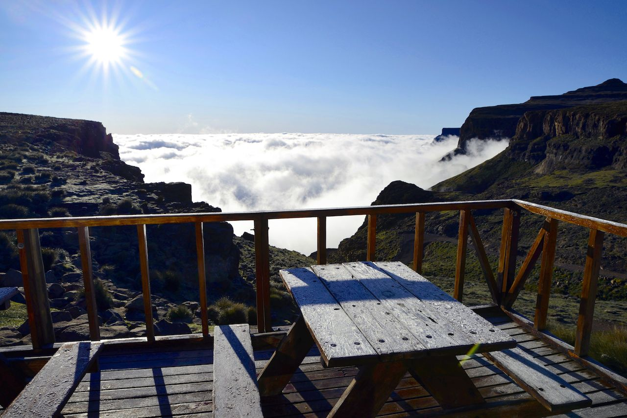 The Sani Mountain Lodge Is The Highest Pub In Africa