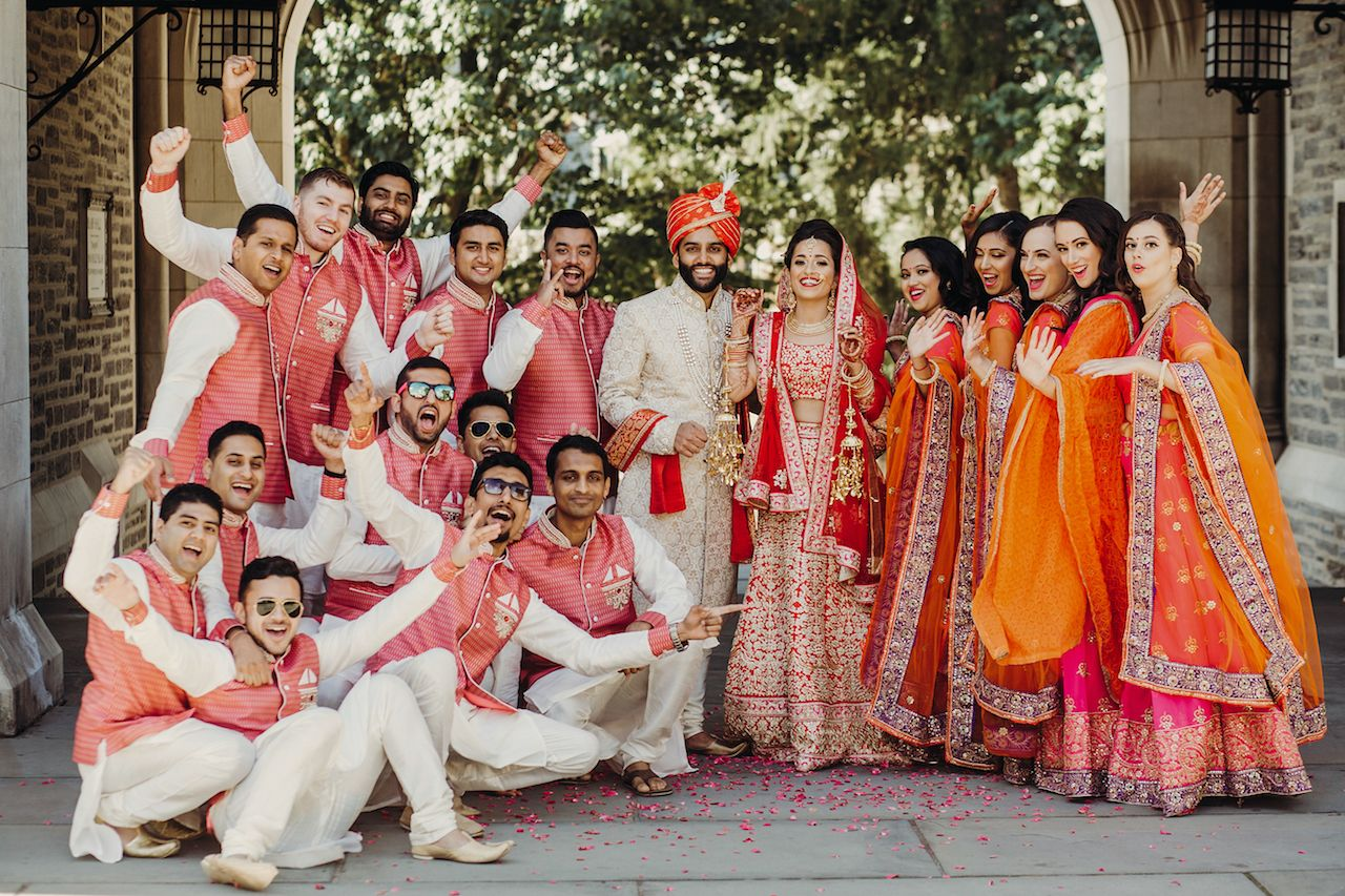 Where to attend a traditional Indian wedding