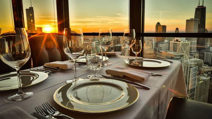 Best Restaurants With A View In Chicago, Best Private Dining Rooms In Chicago 2018