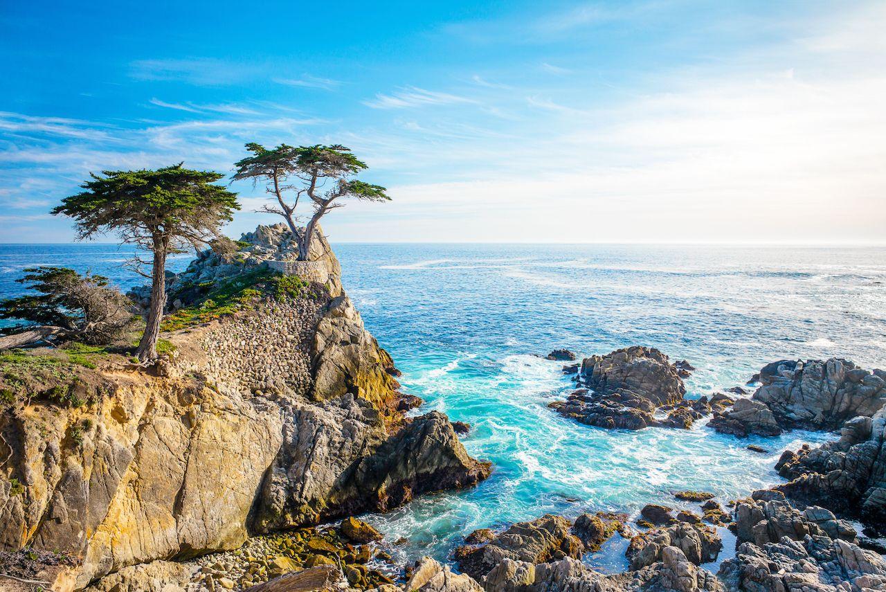 Monterey CA