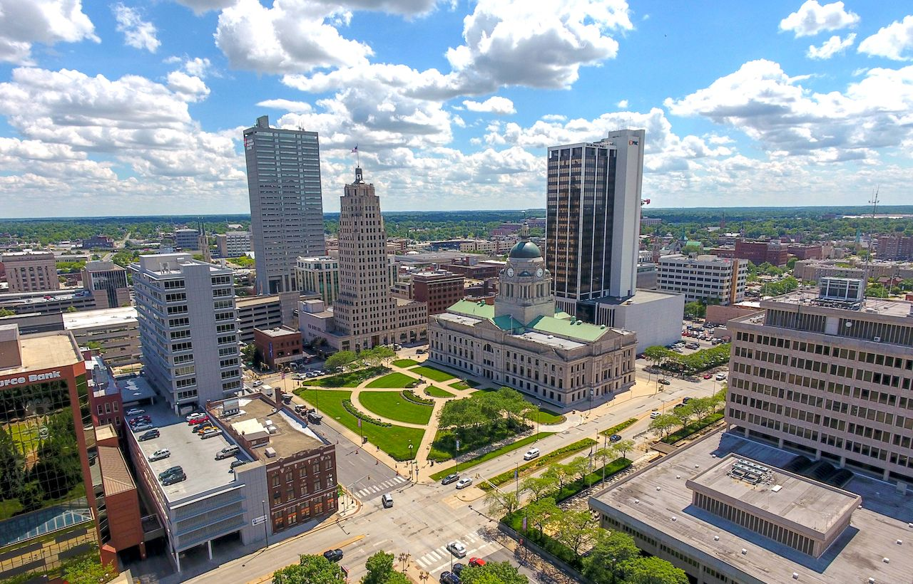 Living in Fort Wayne, Indiana, the most affordable city in the US