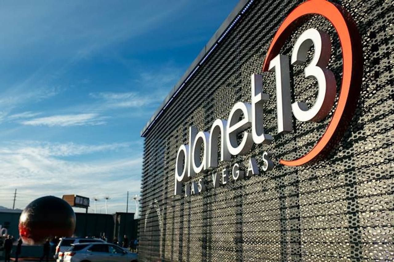 Planet 13 Las Vegas, best dispensaries