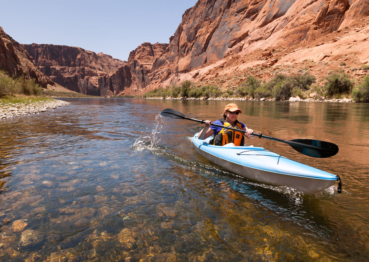 The best places to kayak in the US California, Hawaii, Alaska ...