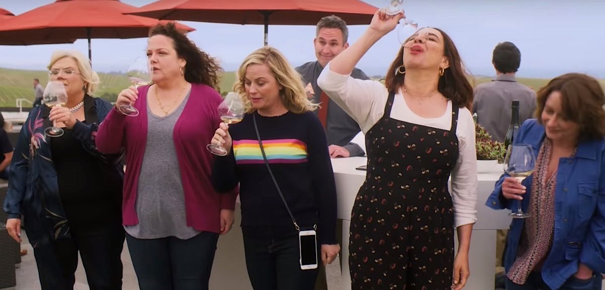 Wine Country Is Amy Poehler S Snl Inspired Trip Through Napa Valley