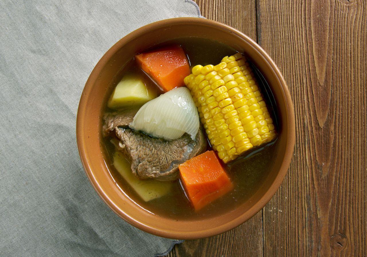 Ajiaco cuban food