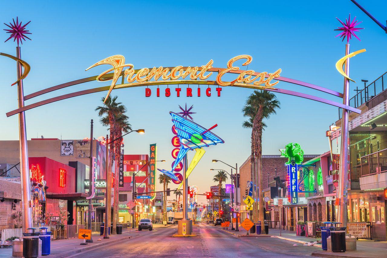 Where to Instagram in Vegas