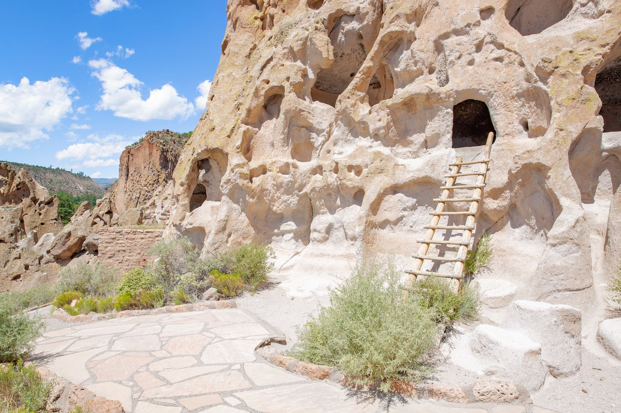 Bandelier National Monument, New Mexico road trips