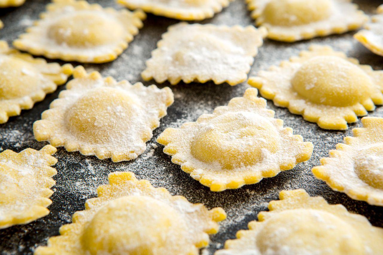 types of italian pasta