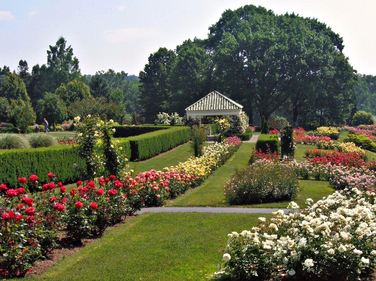 Hershey Pennsylvania Gardens