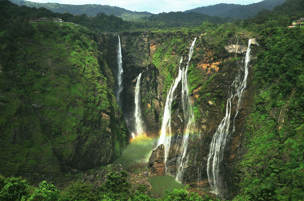 Jog Falls, Karnataka instagrammed waterfall