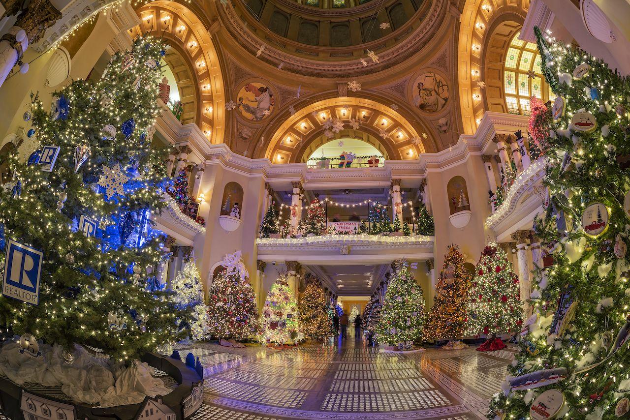 Christmas at the Capitol South Dakota