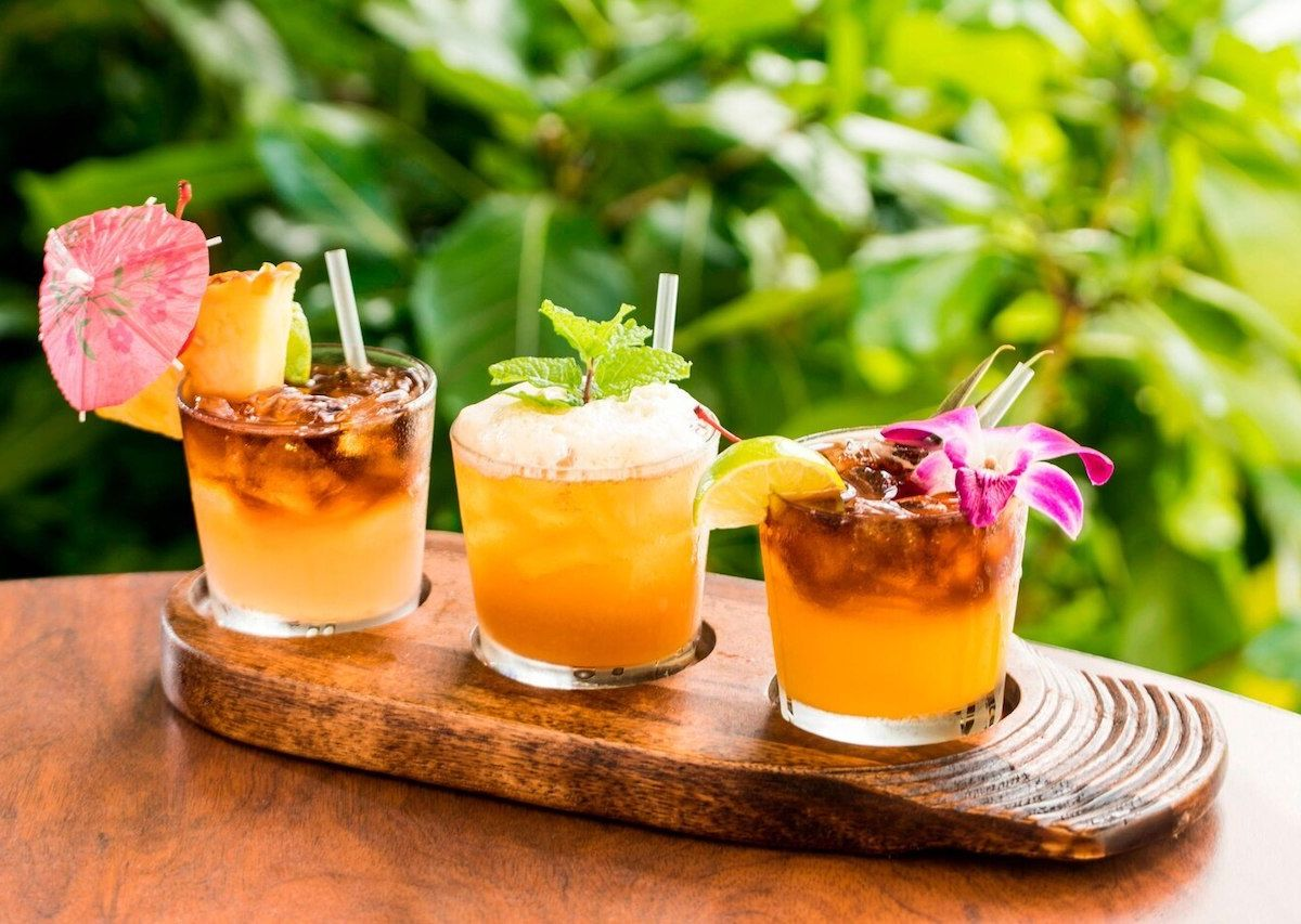 The best Mai Tais in Honolulu and Waikiki, Hawaii