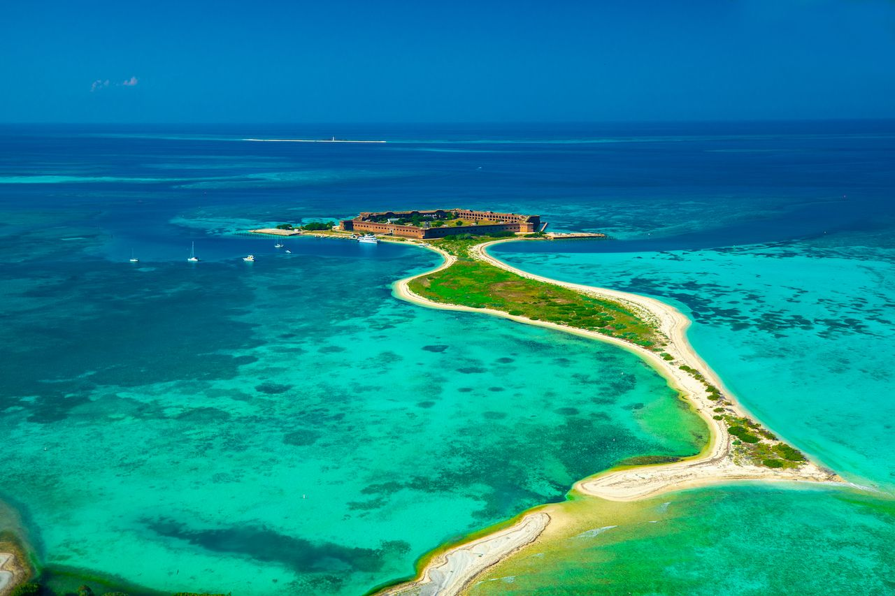 Dry-Tortugas-National-Park-least-visited-national-parks-1307042140