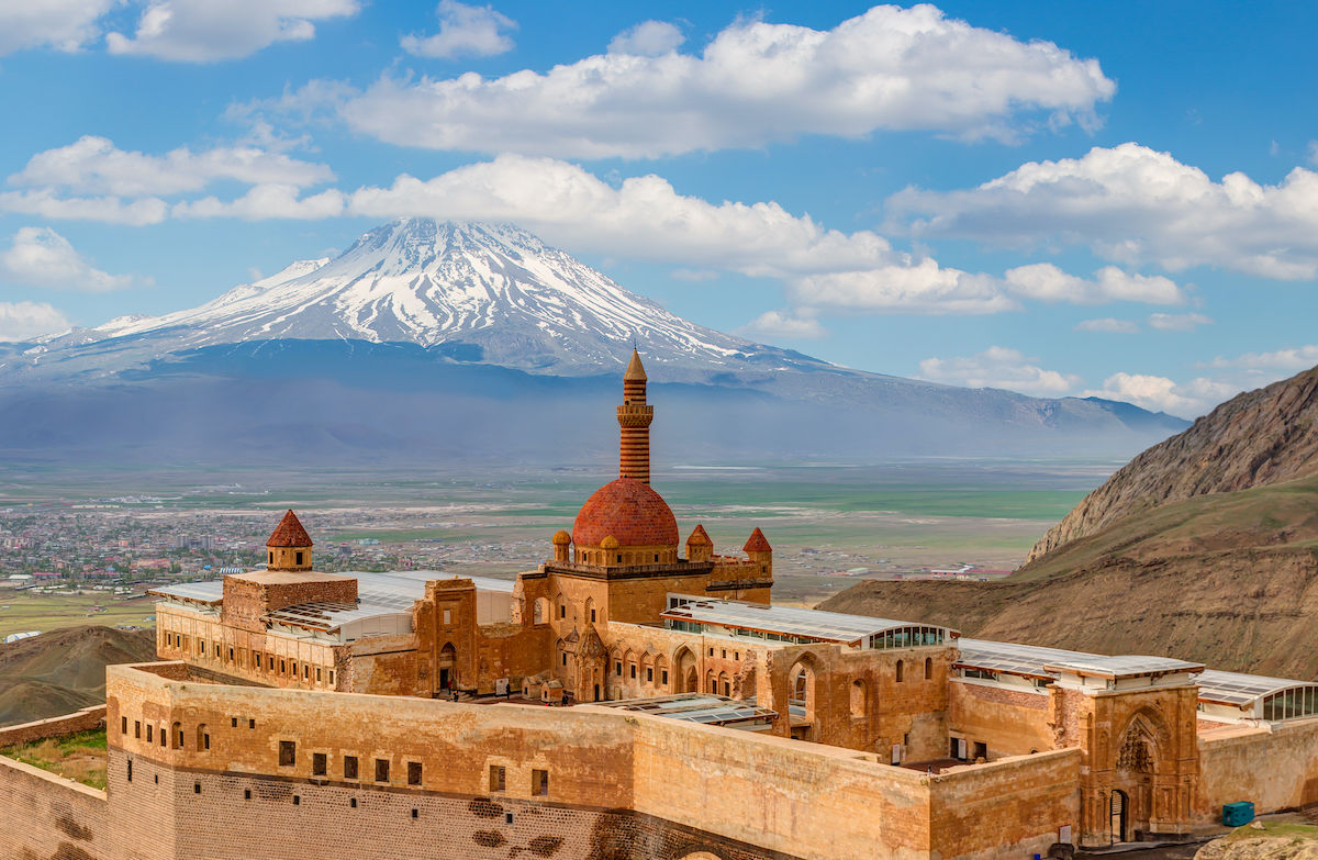 Eastern Turkey beyond Cappadocia is rich in culture