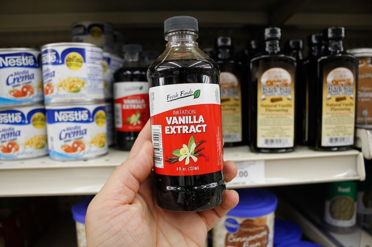 where does vanilla extract come from