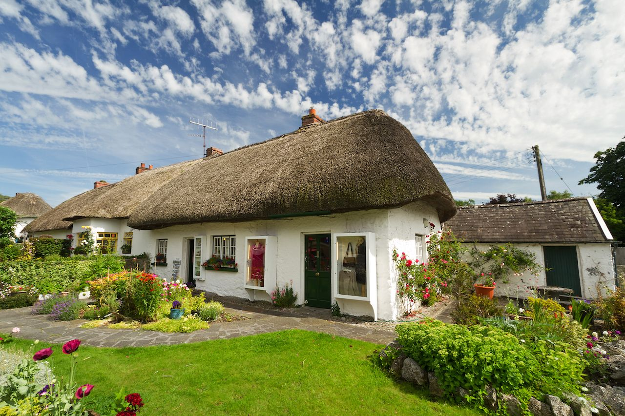 Cutest cottages in Ireland