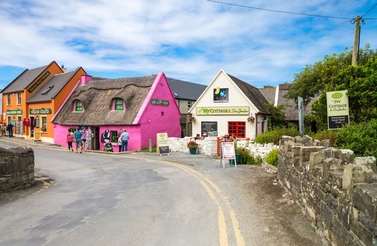 Cutest villages in Ireland