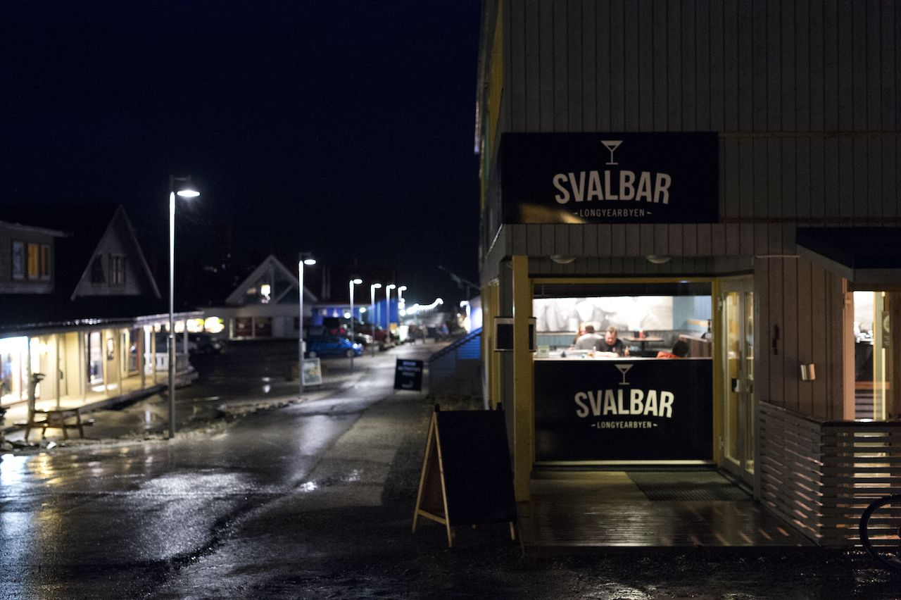 Svalbar bar for sale