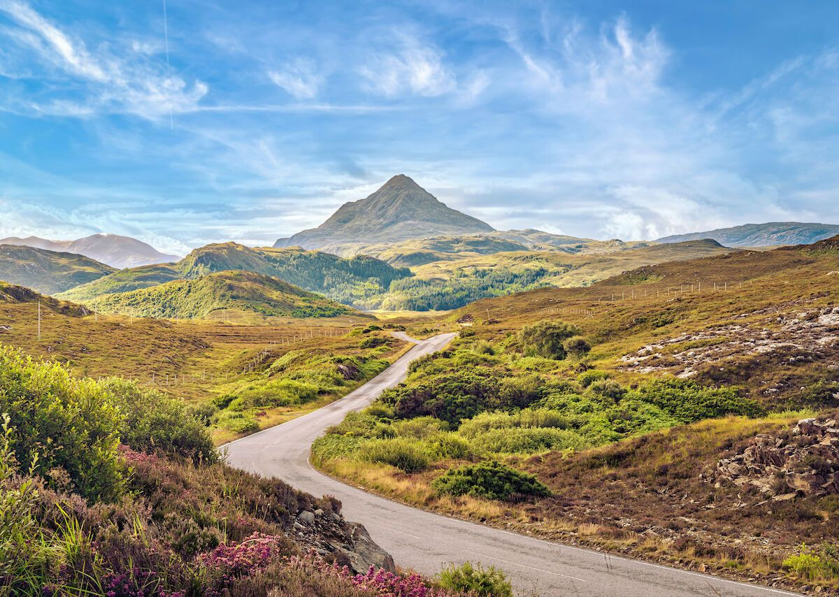 These road trips were voted the 10 best in the UK