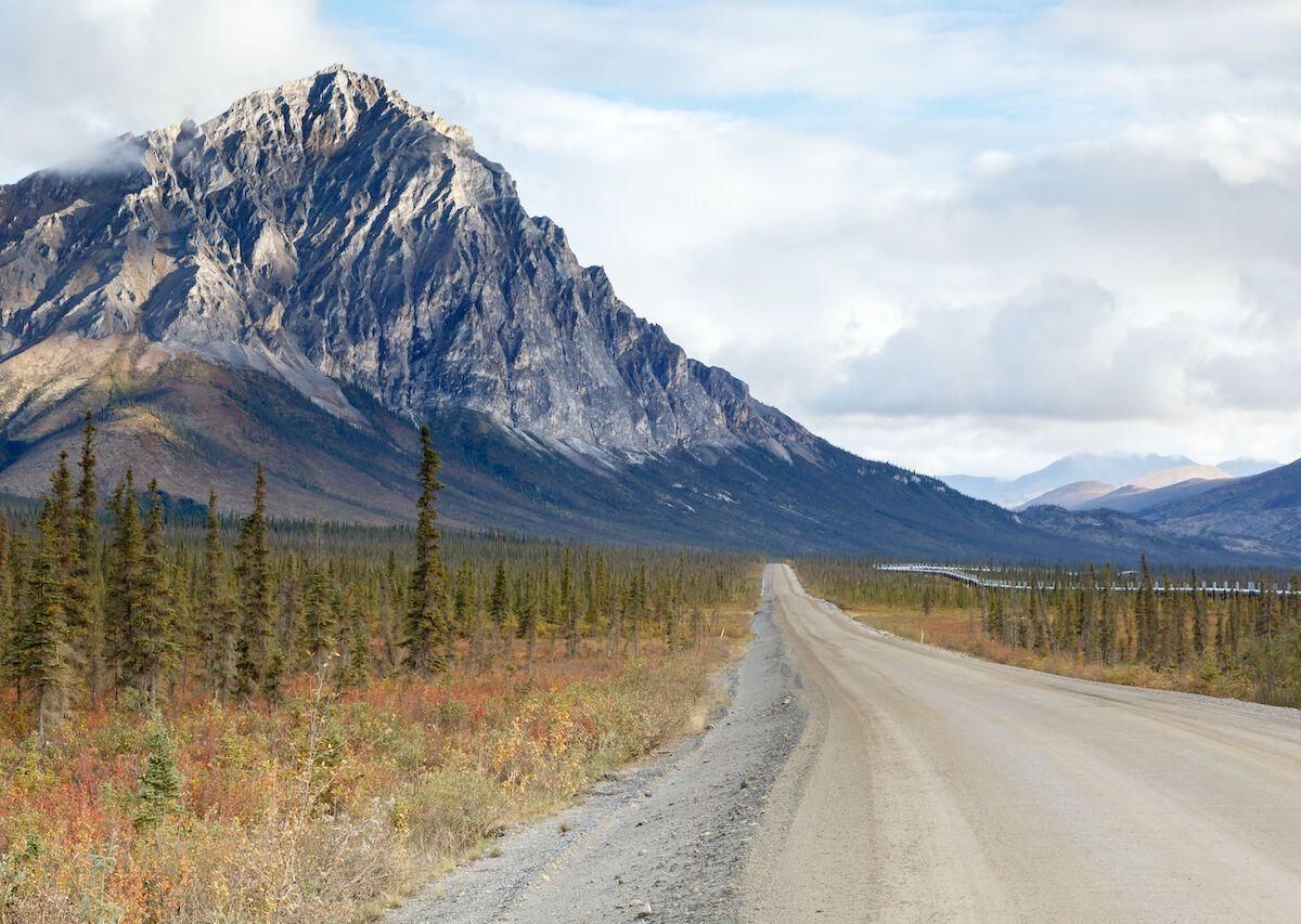 Driving Alaska's Dalton Highway is the most remote and epic road trip in the US