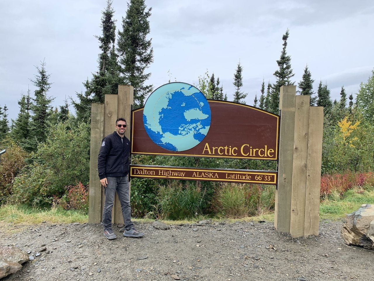 arctic circle sign