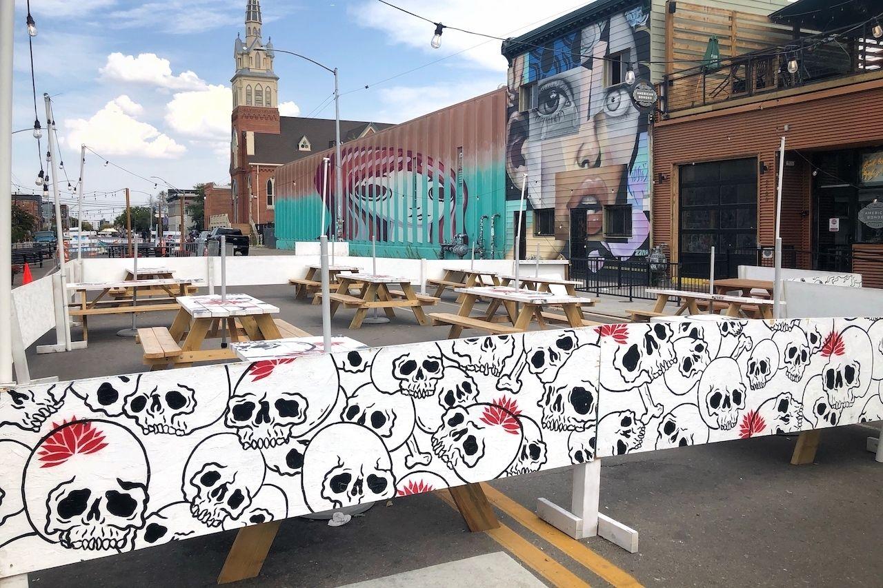Denver street art festival