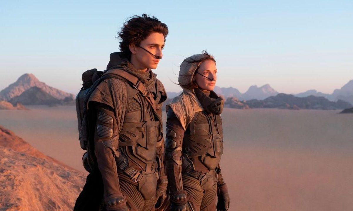 'Dune' and 5 more epic movies filmed in Jordan's Wadi Rum desert