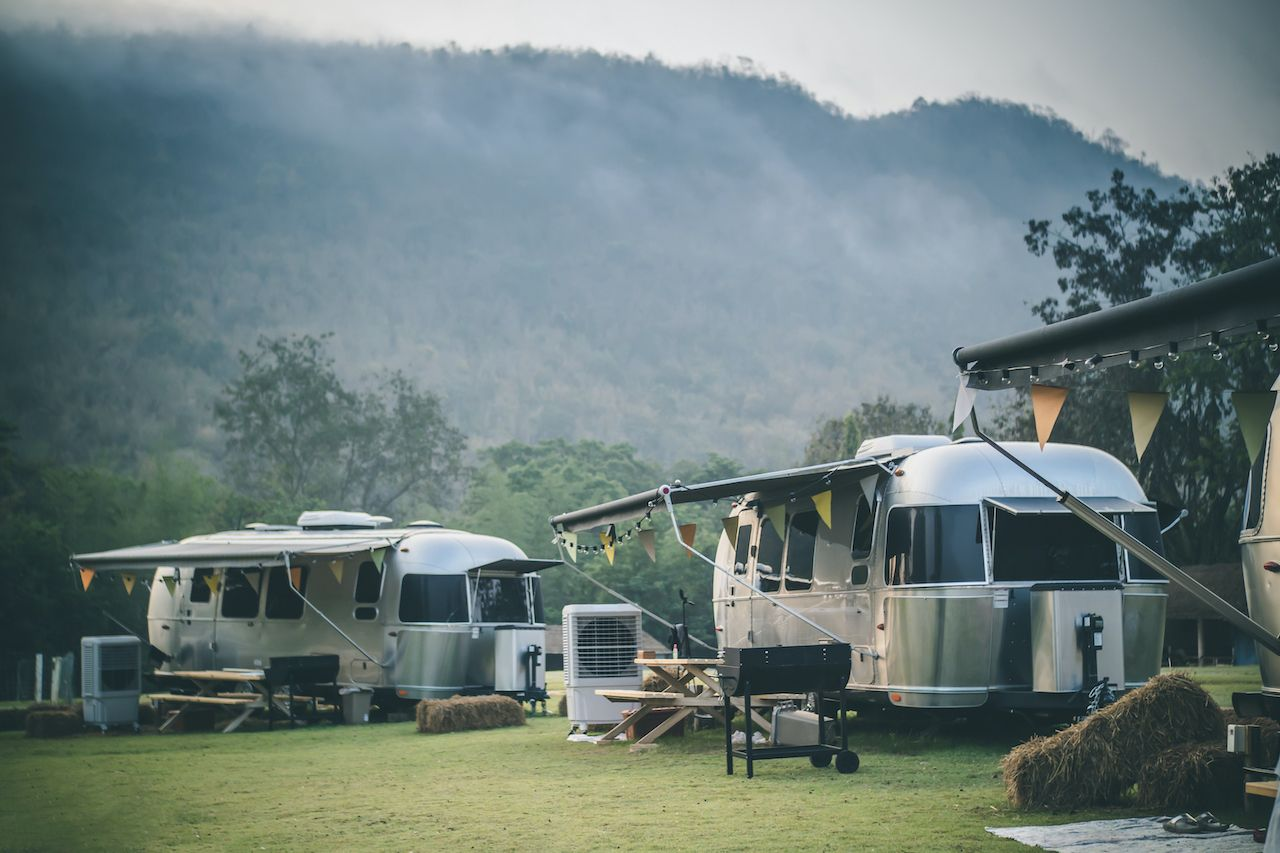 Airstreams in Thailand