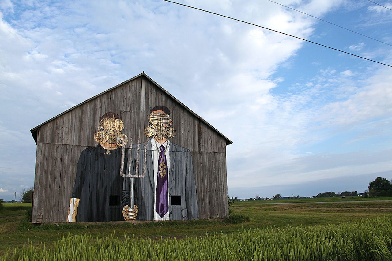 American Gothic by Hygienic Dress League