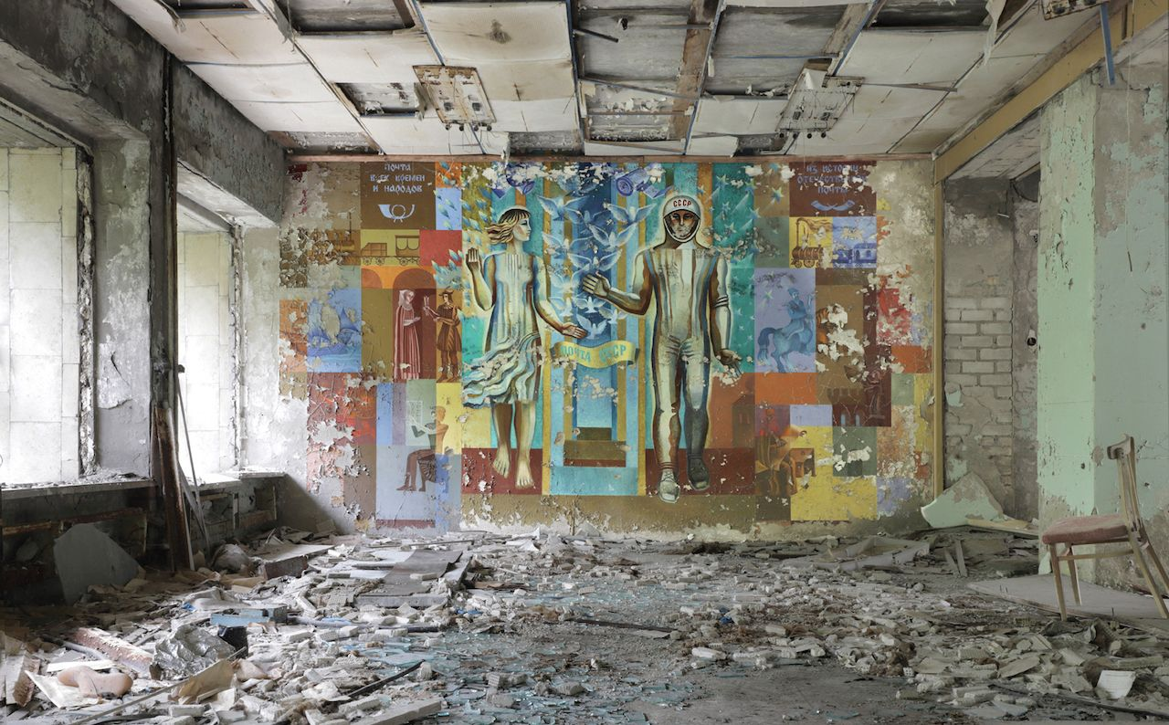 Art in Chernobyl