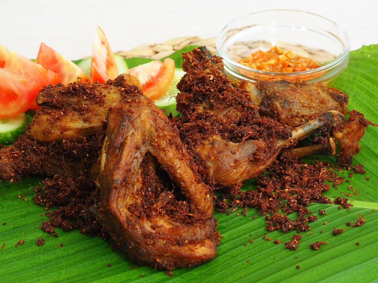 Ayam Goreng Rempah