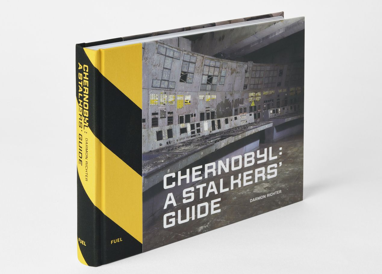 Chernobyl A Stalkers' Guide Book Cover