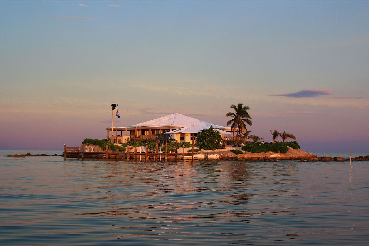 Friendsgiving Island