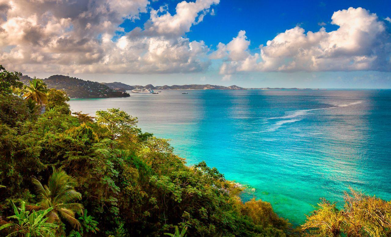 Grenada islandscape