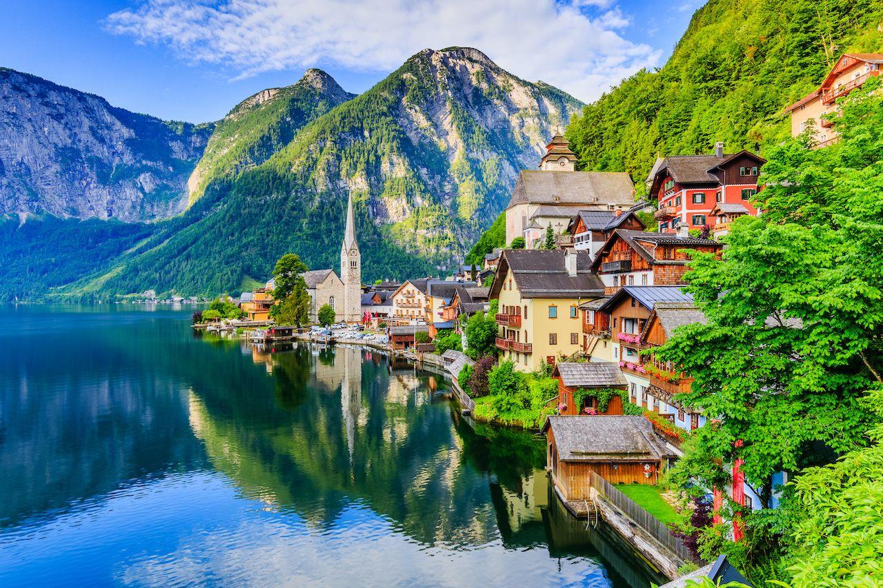 Hallstatt, Austrian Alps