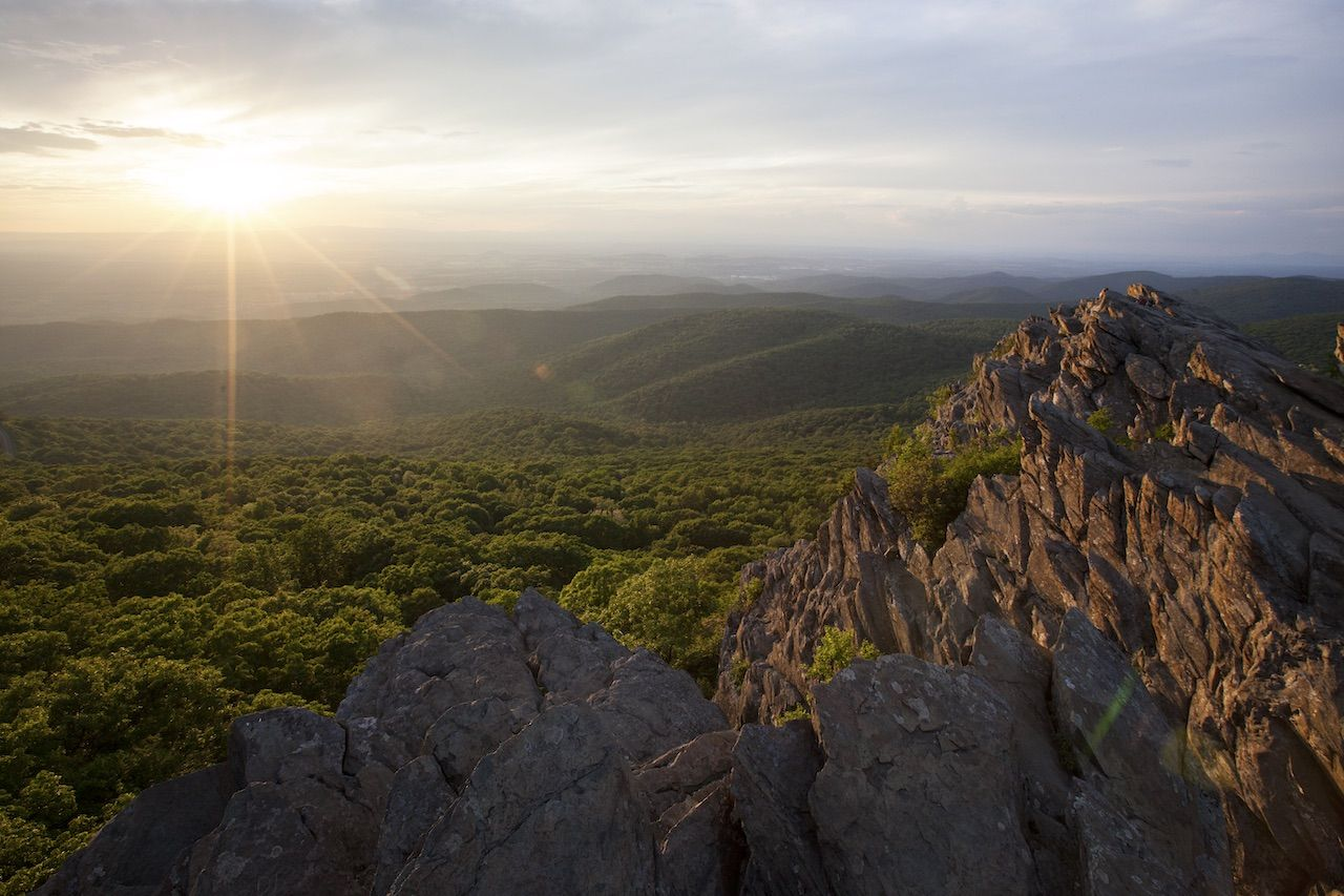 How to see the best of Virginia in an RV
