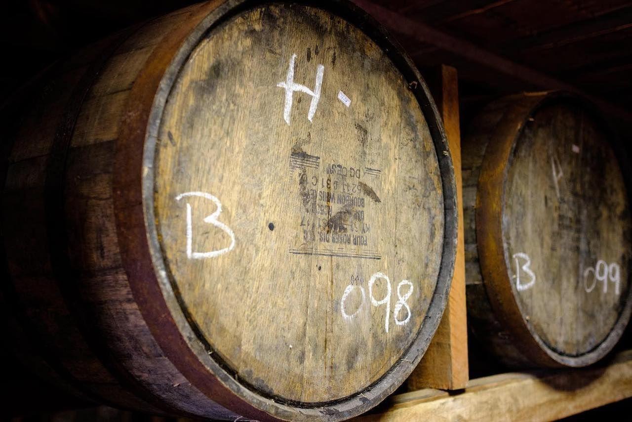 Novo Fogo barrel