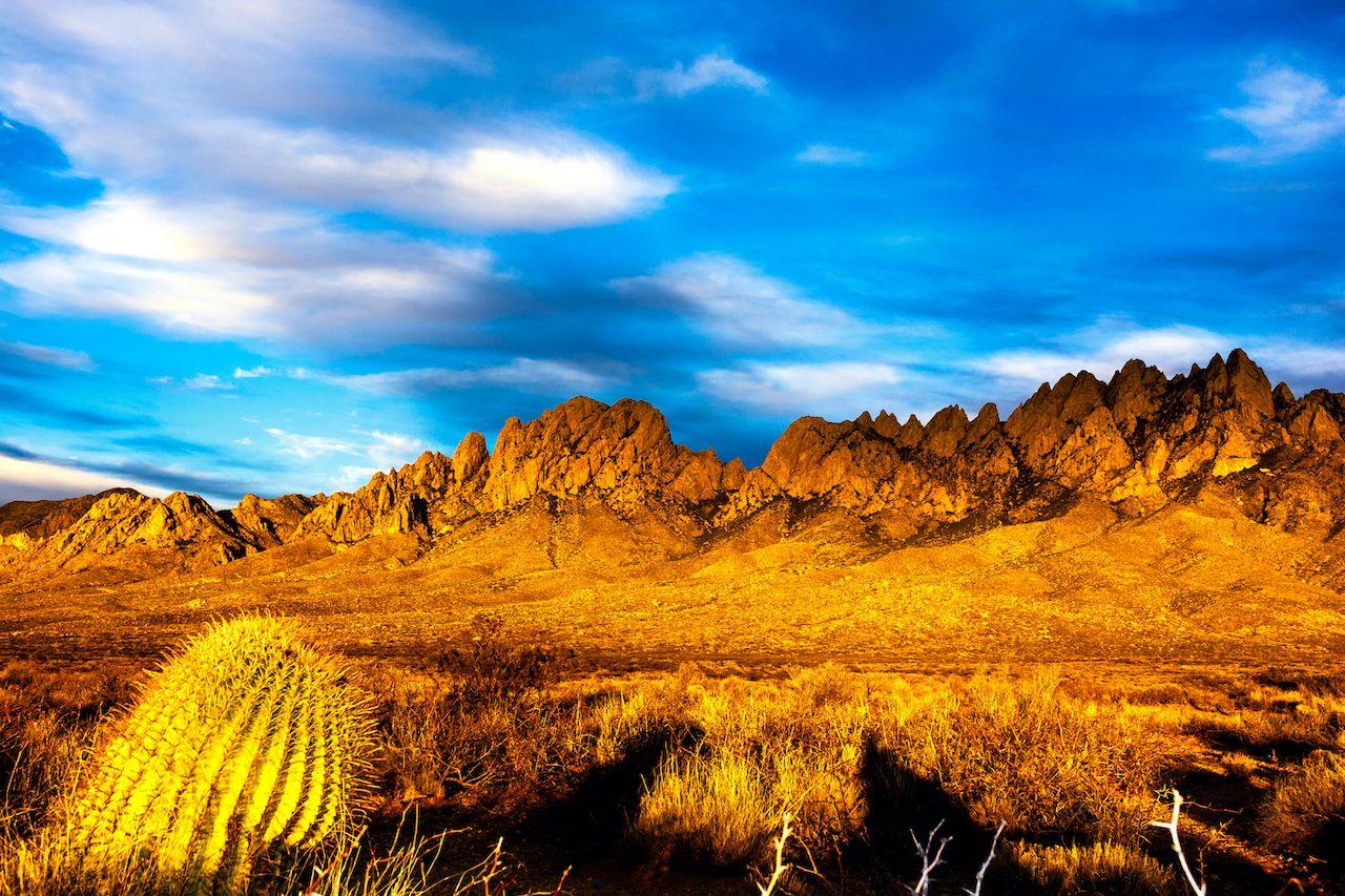 Organ Mountains of New Mexico