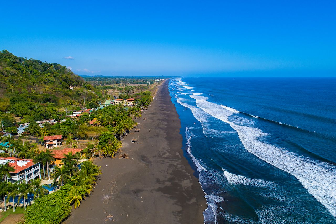 Playa Hermosa, Costa Rica