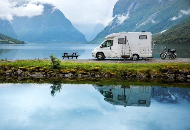 How to choose between an RV or van for your next big road trip