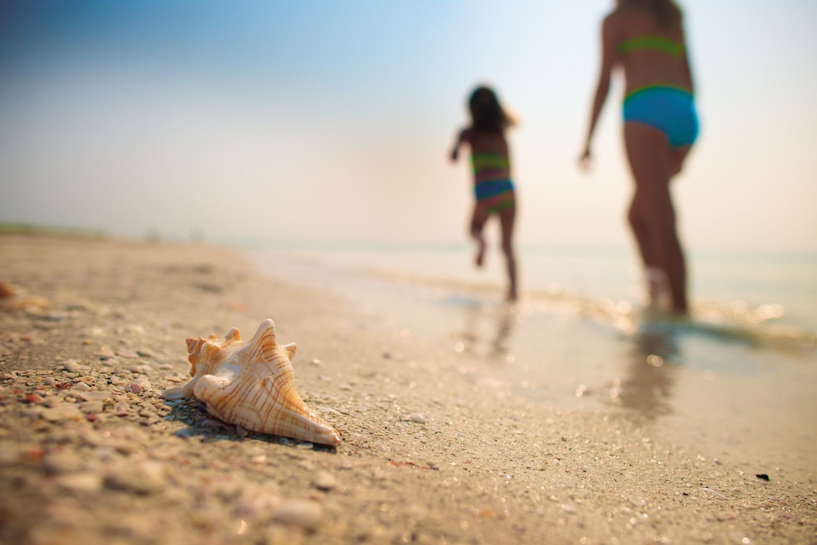 Bring the kids: Outdoor adventure for the whole family on The Beaches of Fort Myers & Sanibel