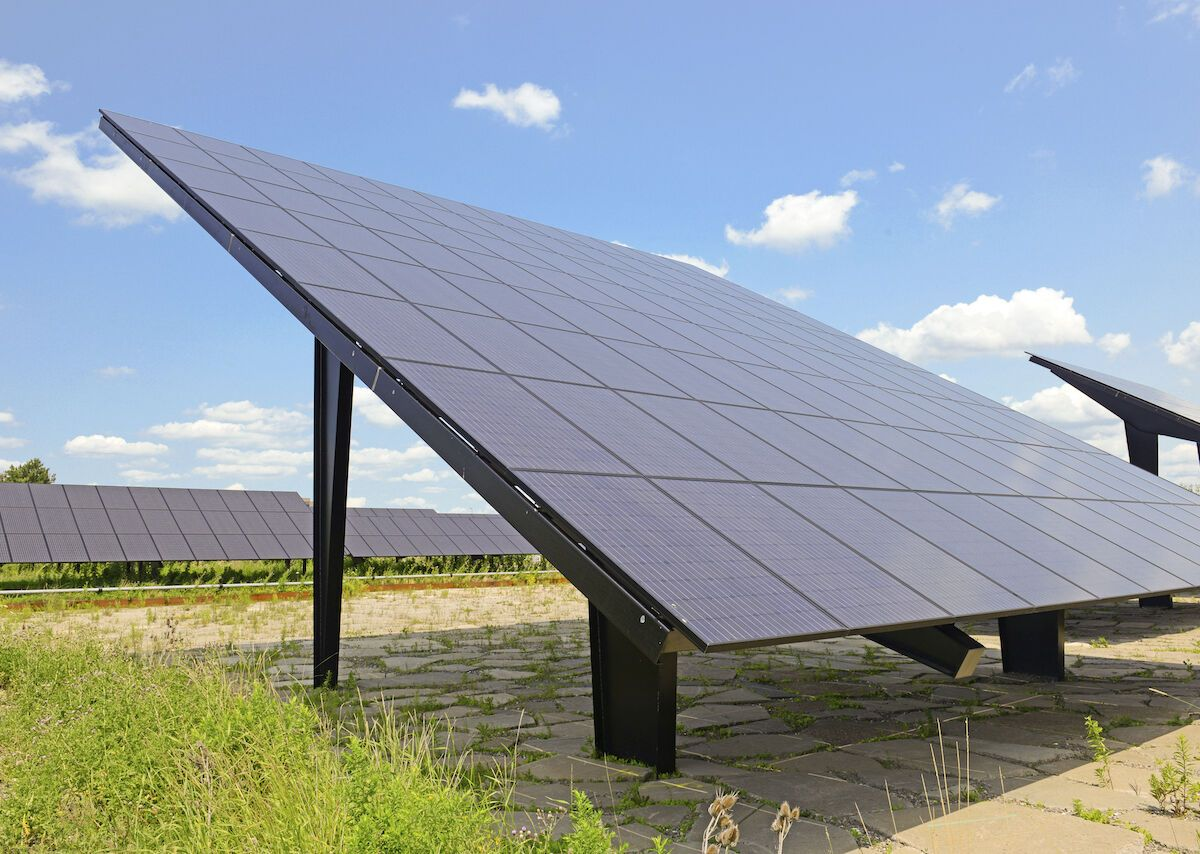 Solar farms will power Native American land as the US shutters coal plants