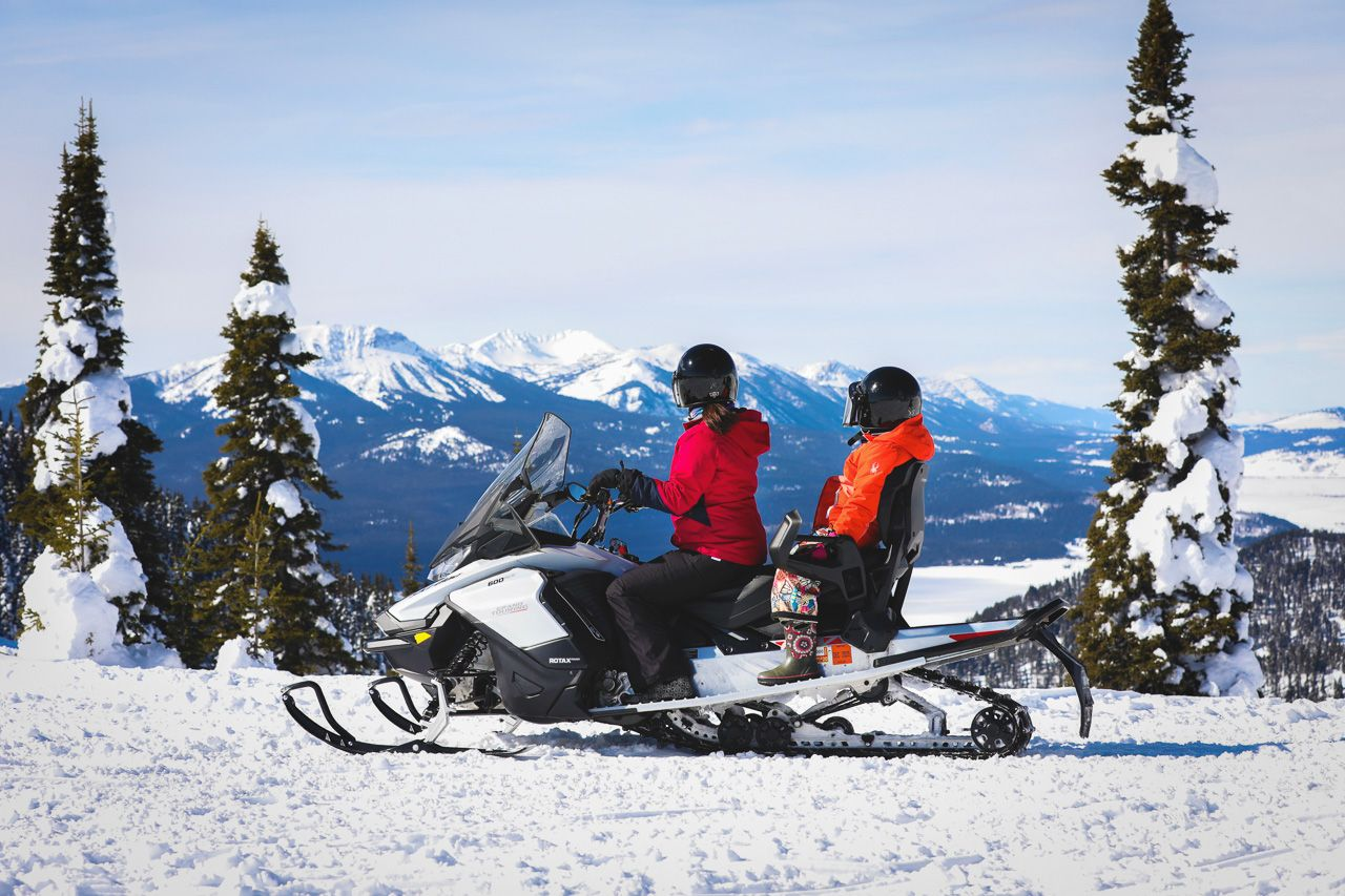 Snowmobiling Yellowstone Country Montana: Everything you need to know