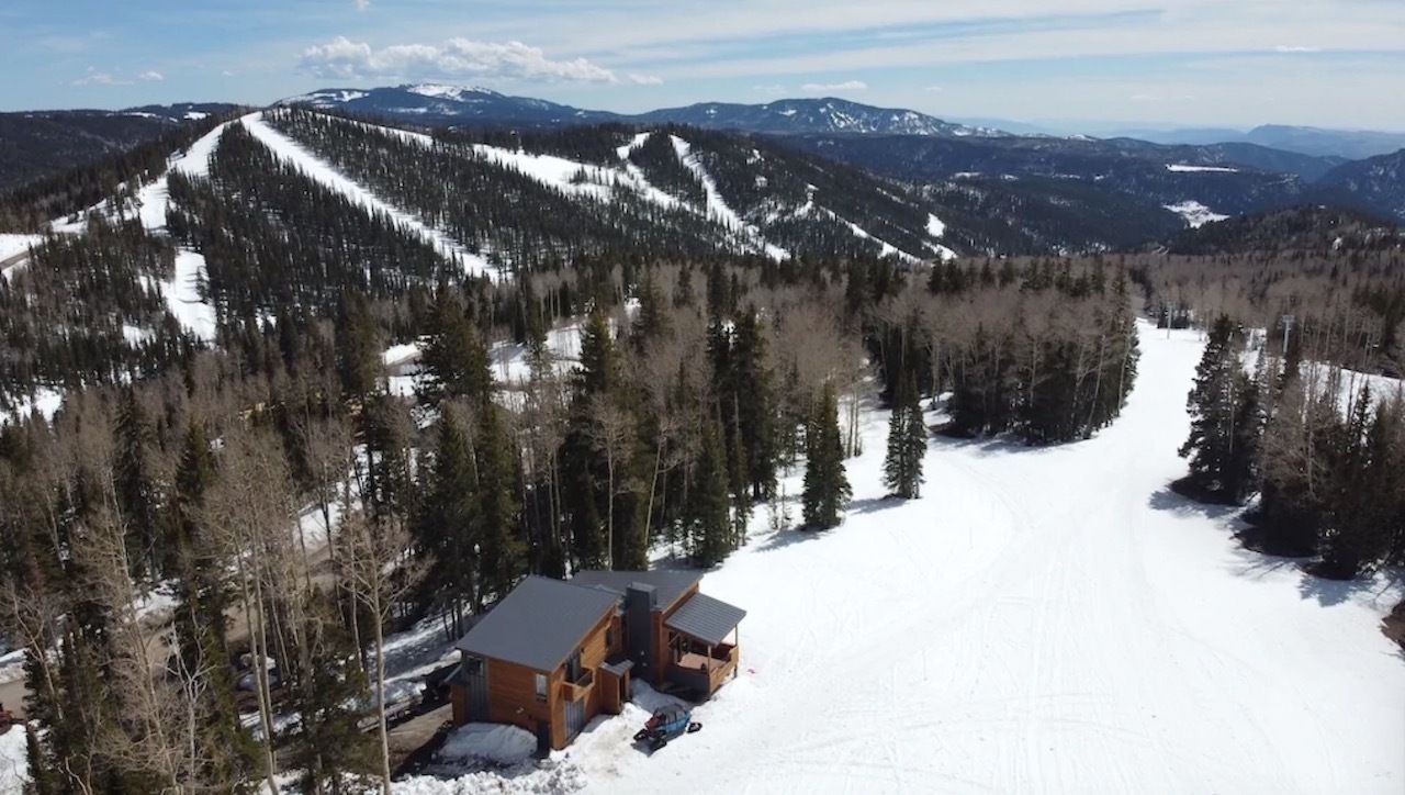 luxury ski cabin in Utah for rent