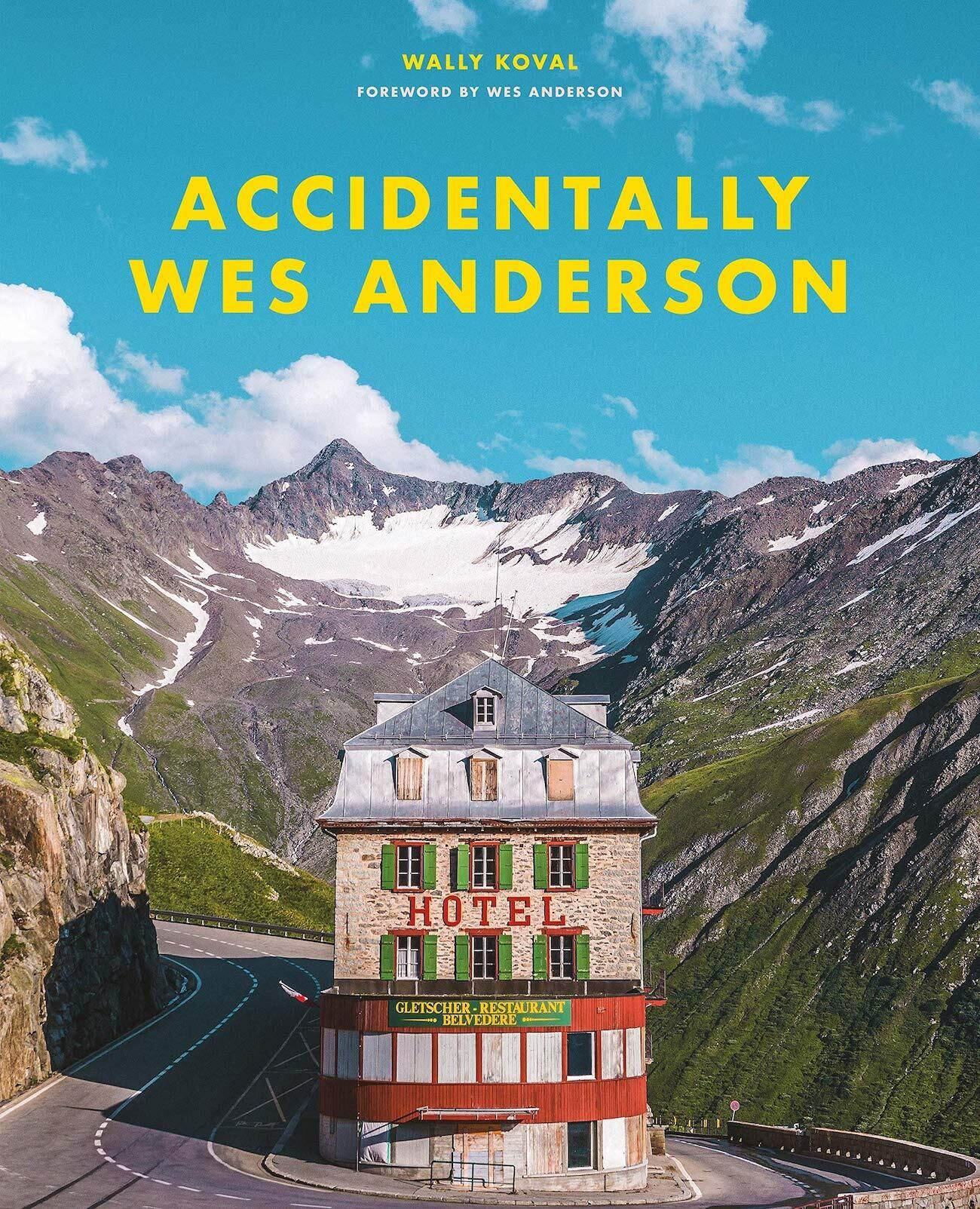 Accidentally Wes Anderson book cover