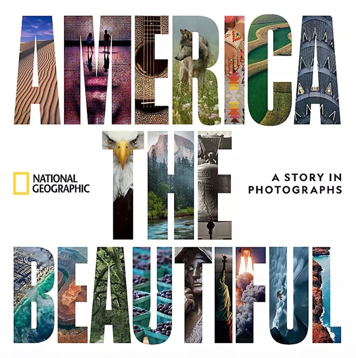 American the beautiful A story in photographs