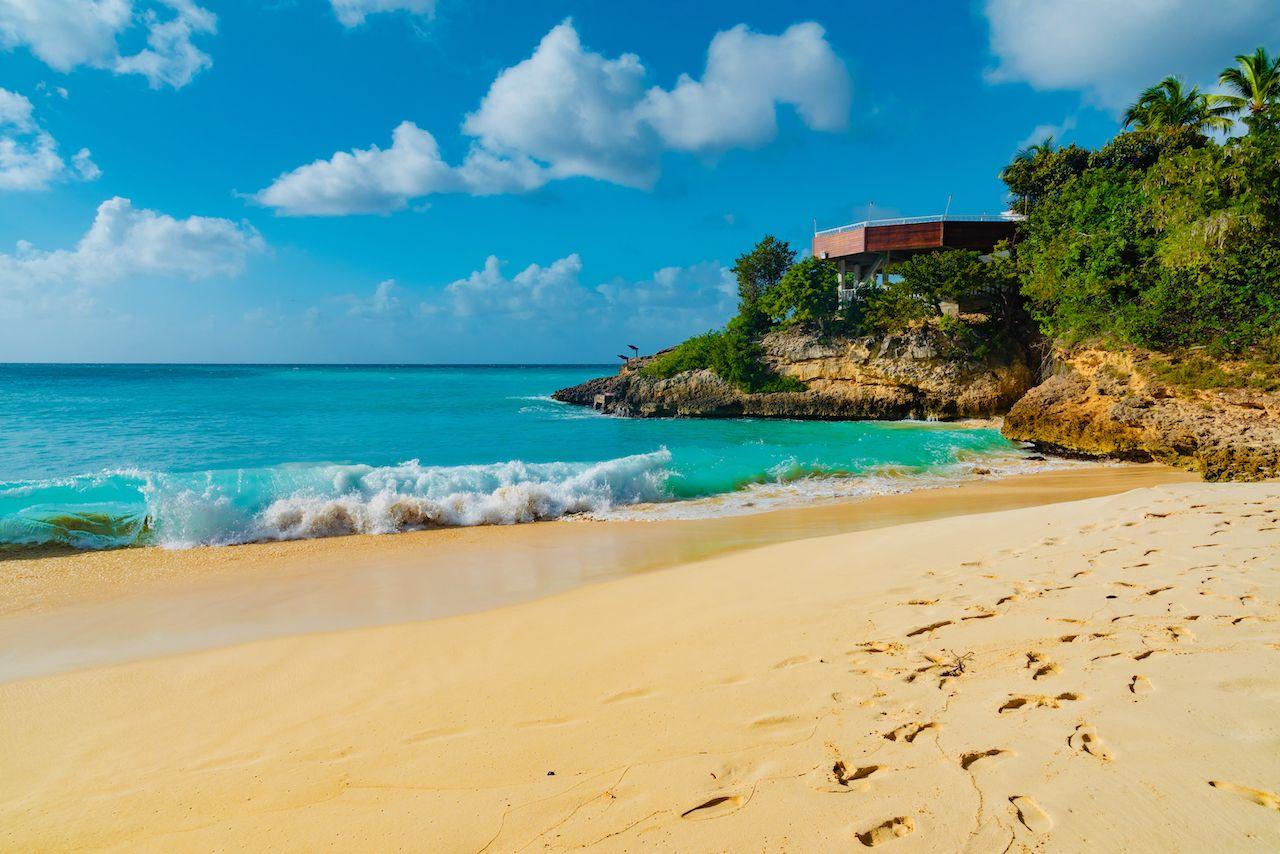 Beach in Anguilla