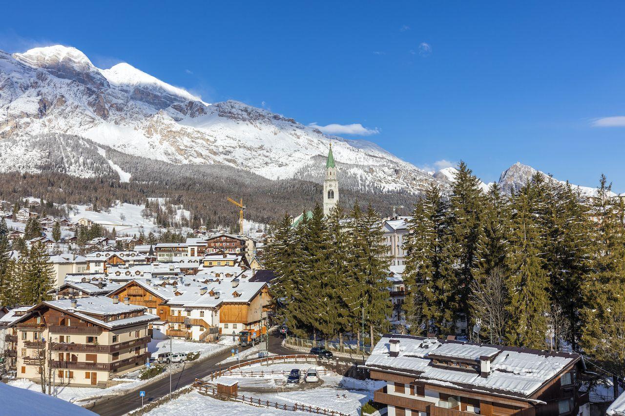 Cortina, Northern Italy
