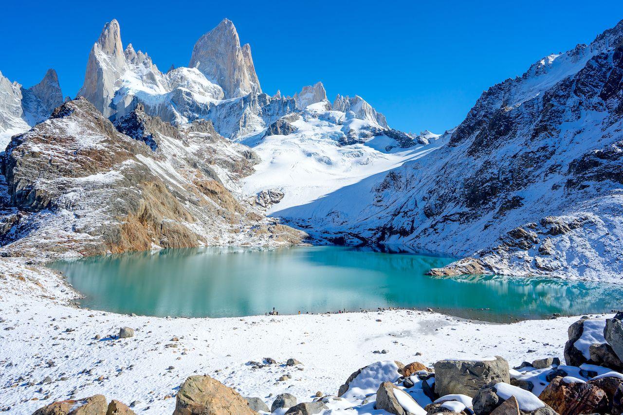 Fitz Roy Trek, El Chalten, Patagonia, Argentina